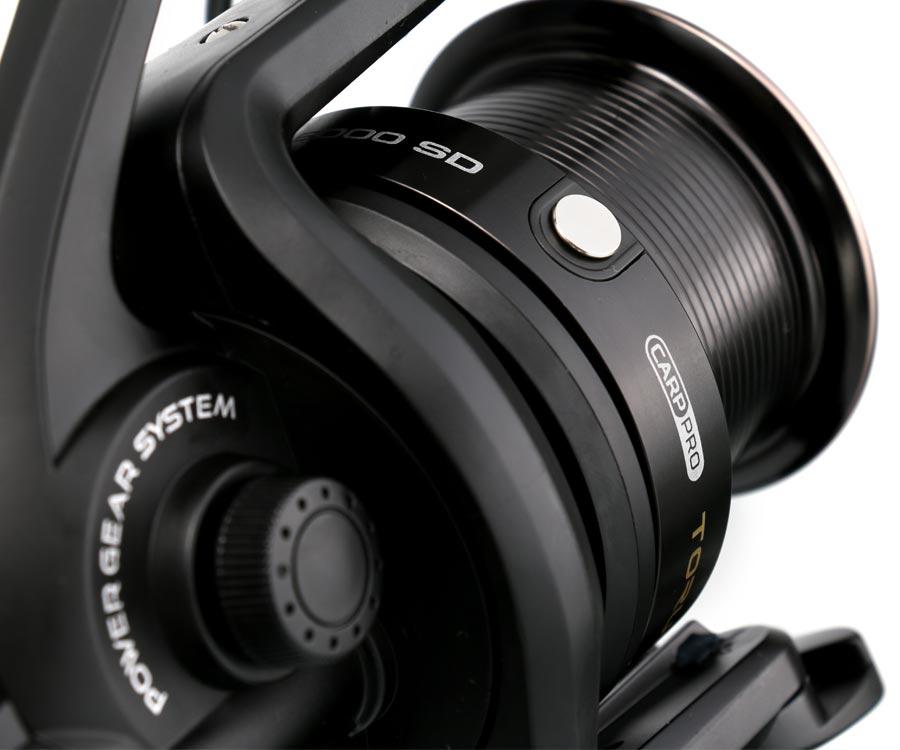 Катушка Carp Pro Torus Cast 6000 SD