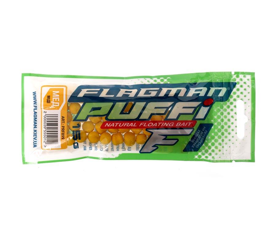 Насадка Flagman Puffi Midi Мед