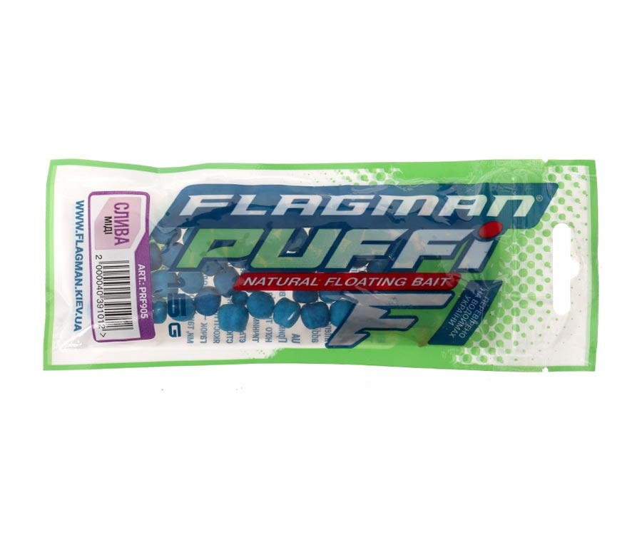 Насадка Flagman Puffi Midi Слива