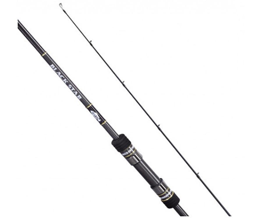Спиннинговое удилище Xesta Black Star Hard S-90HX 10-50г 2.74м