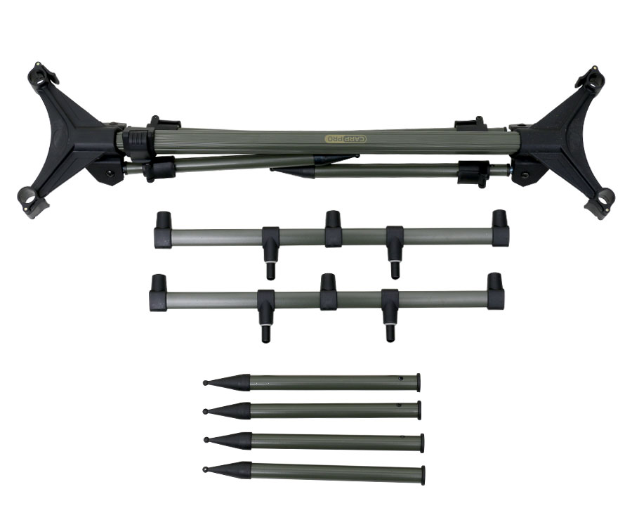 Род-под Carp Pro Rod Pod Black Color 3 удилища