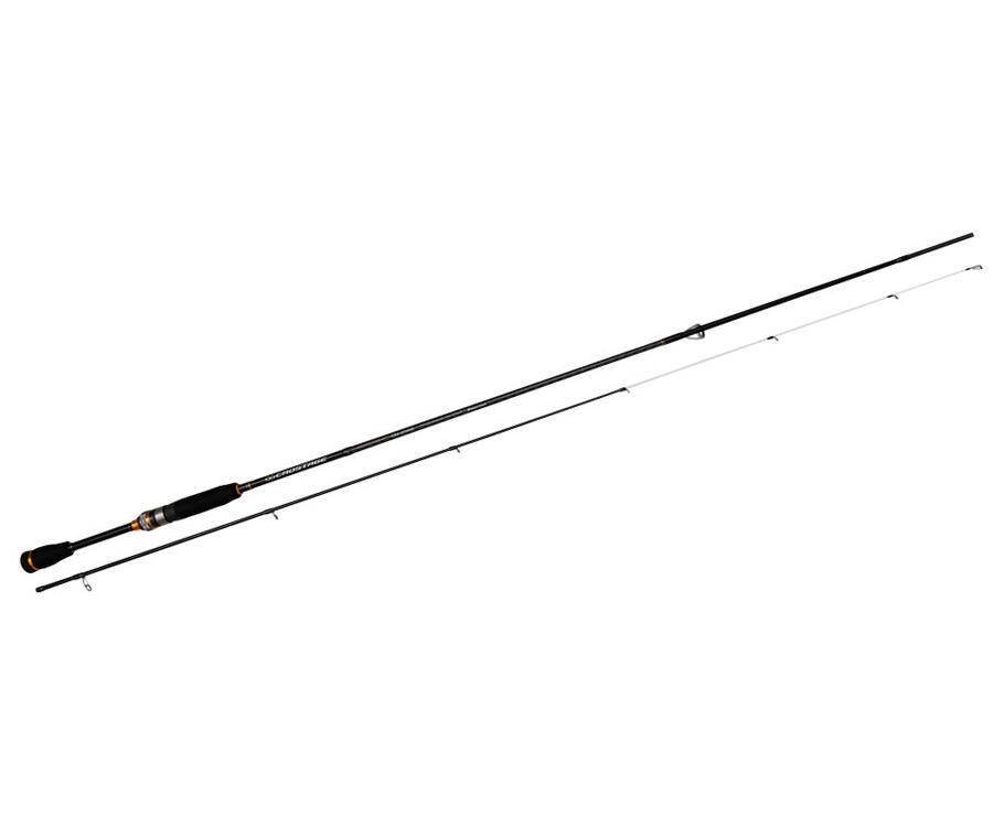 Спиннинговое удилище Major Craft Crostage Mebaru CRX-T762L 2.29м 0.5-7г