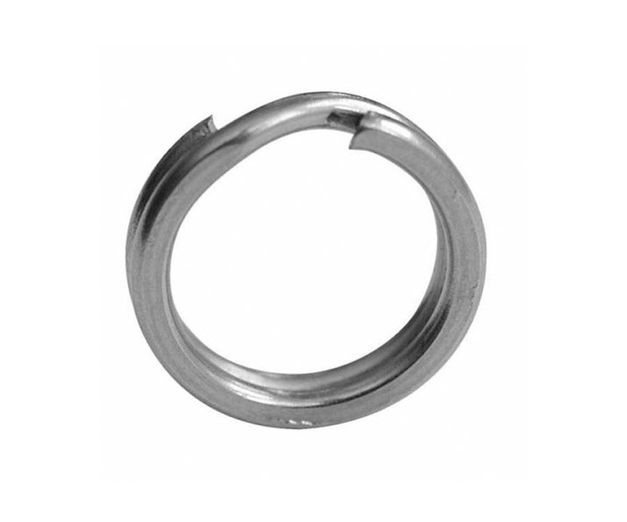 Кольца заводные Black Cat Xtreme Split Ring 50кг