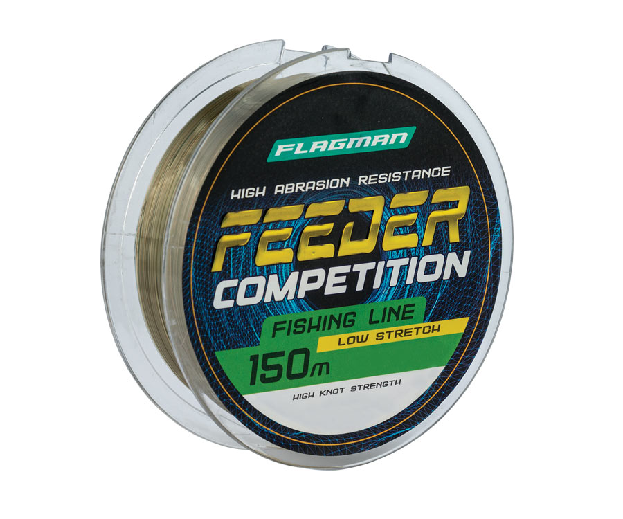 Леска Flagman Feeder Competition 150м 0.22мм