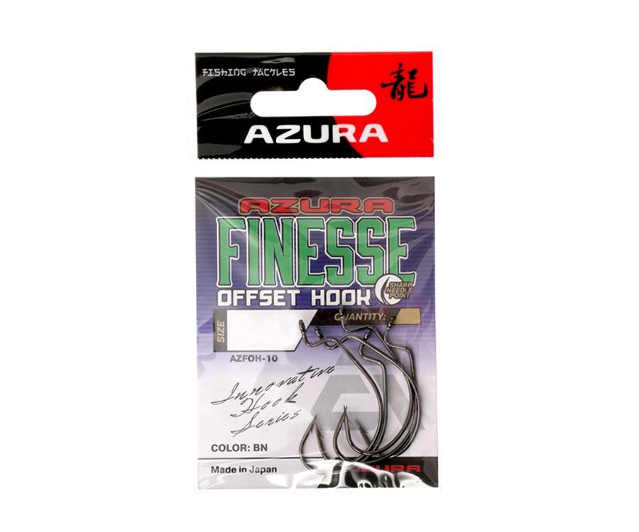 azura Гачки Azura Finesse Offset Hook №1/0