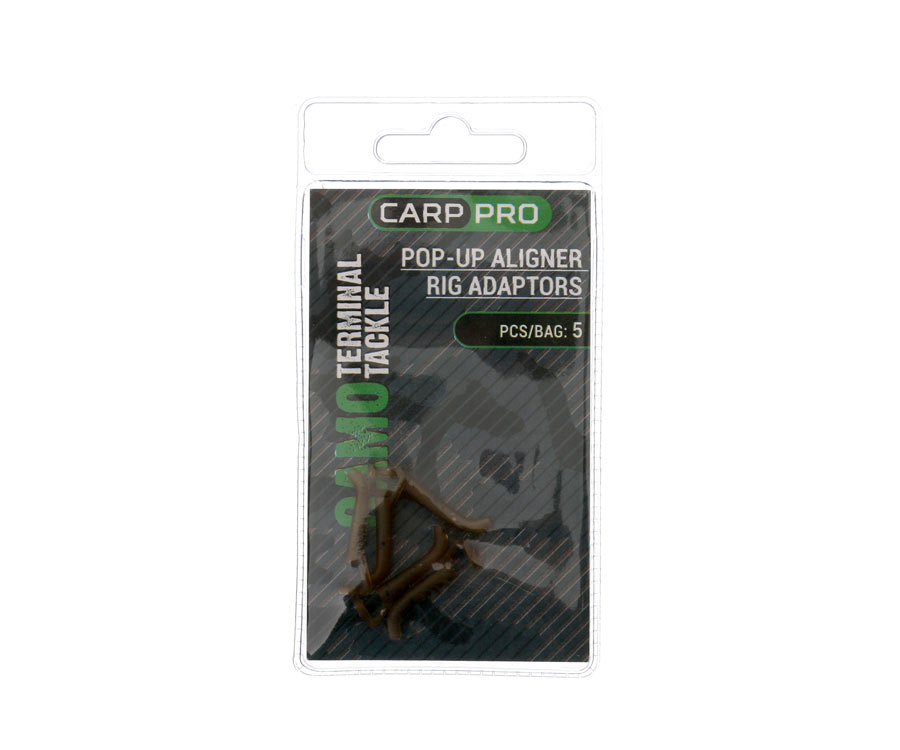Адаптер лентяйка Carp Pro Pop-Up Aligner Rig Adaptors Camo