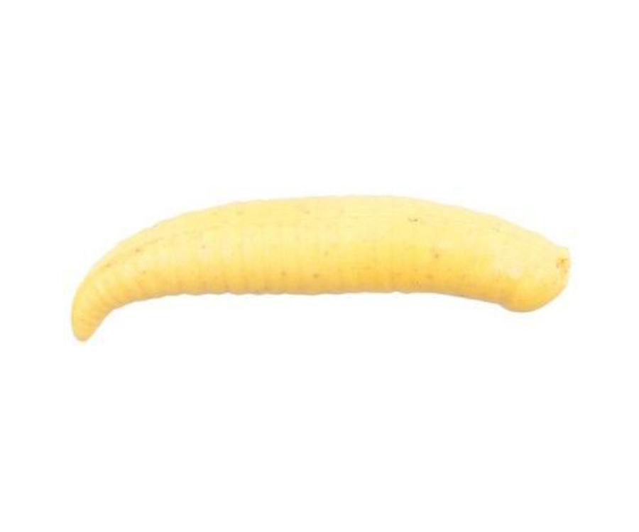 Мягкая приманка Berkley Gulp Alive Pinched Crawler 2.5см Chunky Cheese