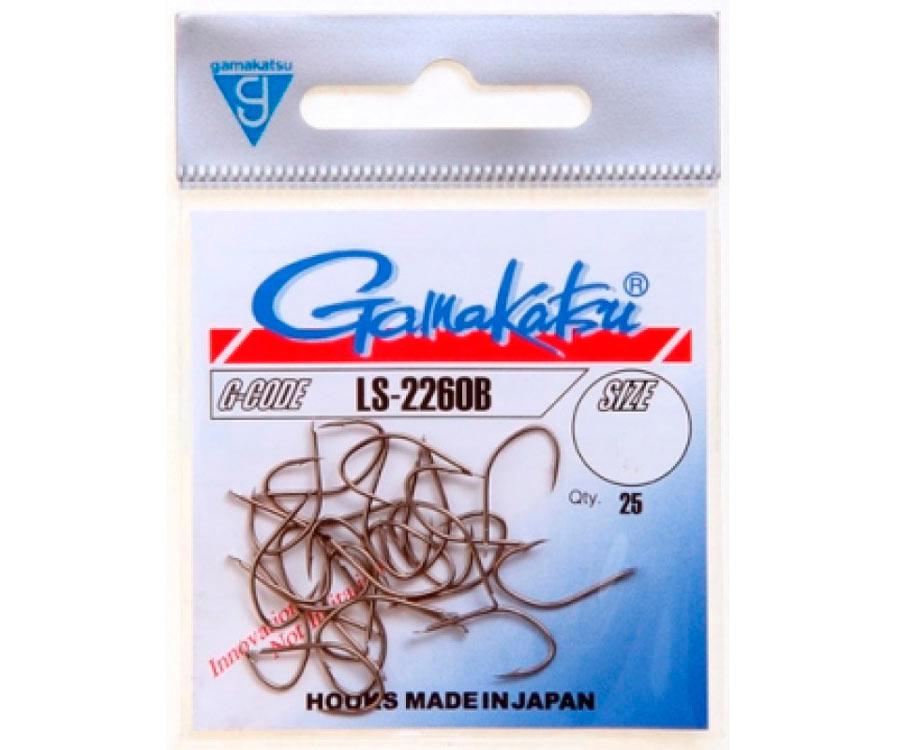 Крючки Gamakatsu LS-2260B №10