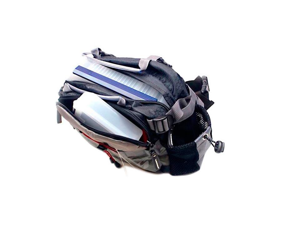 Сумка спиннинговая Meiho VS-B6070 Gray