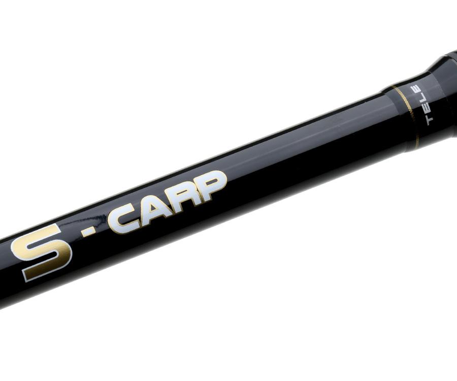 Карповое удилище Flagman S-Carp Tele 3.9м 3.75lb