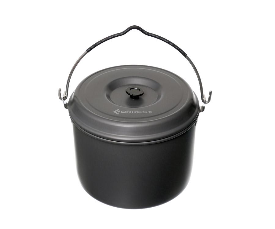 Котел анодированный Forrest Camping Pot 7л
