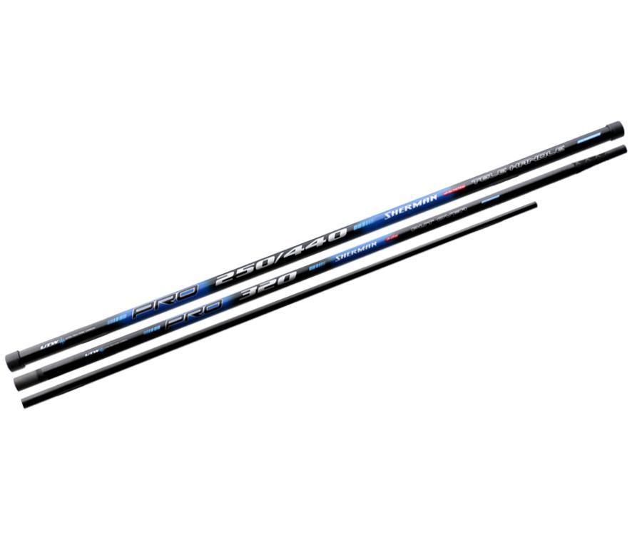 Ручка подсака Flagman Sherman Pro Tele + Put Over 4.4м