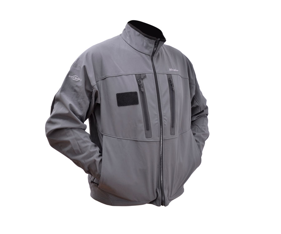 Куртка Formax Nordics Soft Shell Dark Grey M