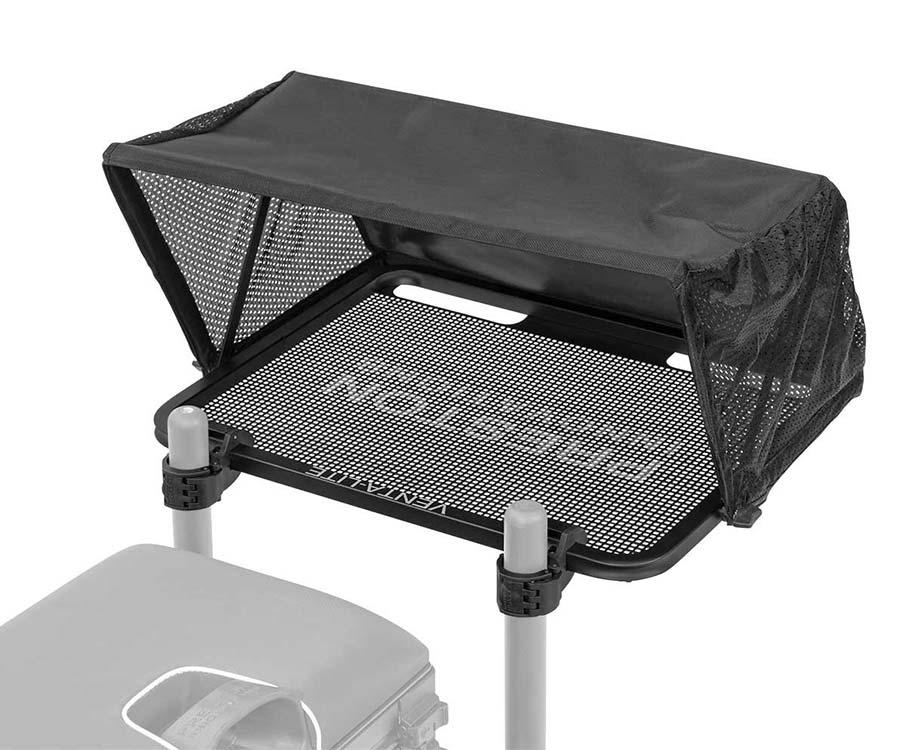 Стол для платформы с тентом Preston Offbox Venta-Lite Hoodie Side Tray