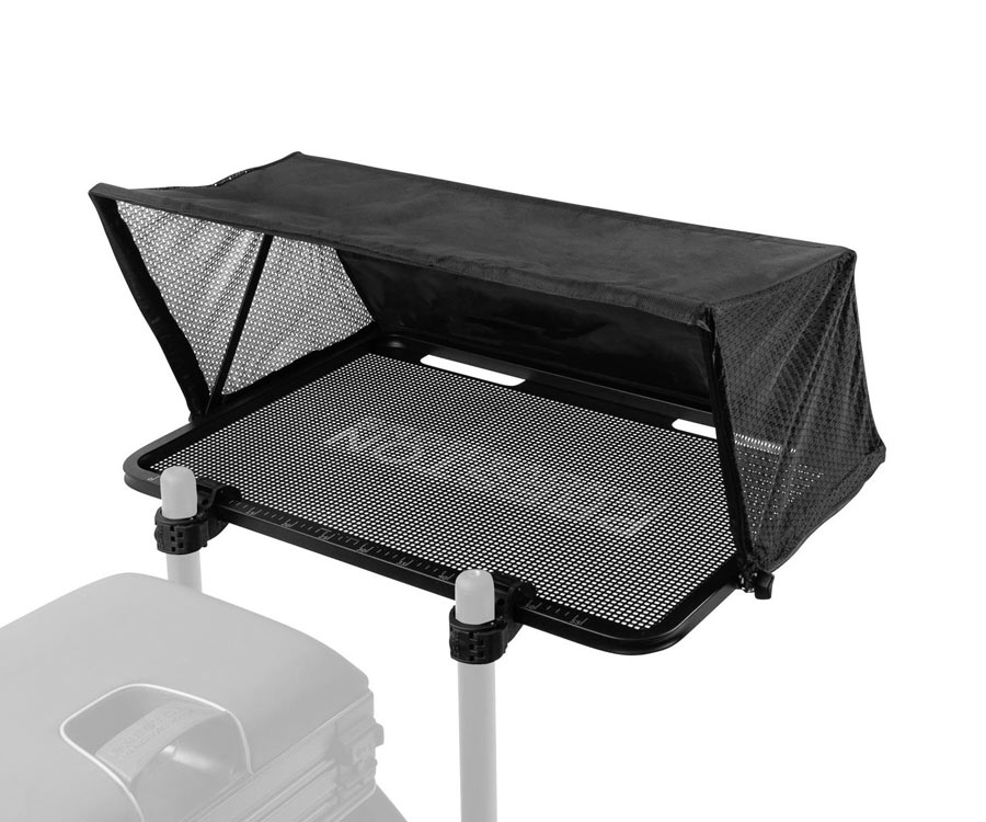 Стол для платформы с тентом Preston Offbox 36 Venta-Lite Hoodie Side Tray XL
