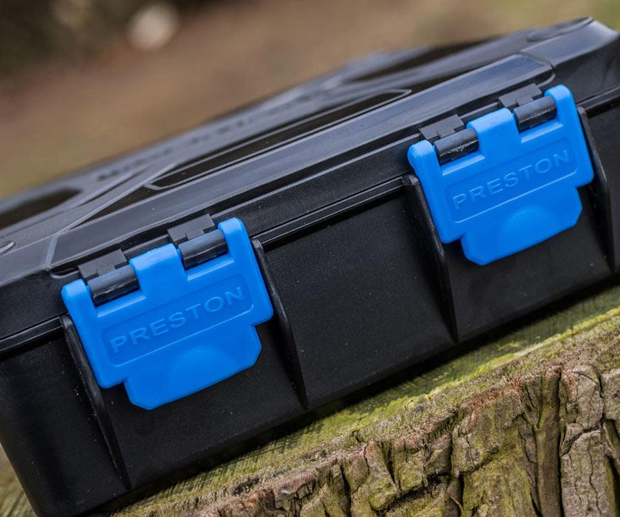 Коробка с поводочницами Preston Revalution Storage Box