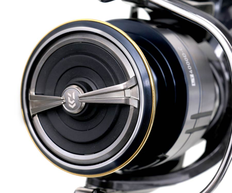 Катушка спиннинговая Daiwa 19 Certate-G LT 4000D-C