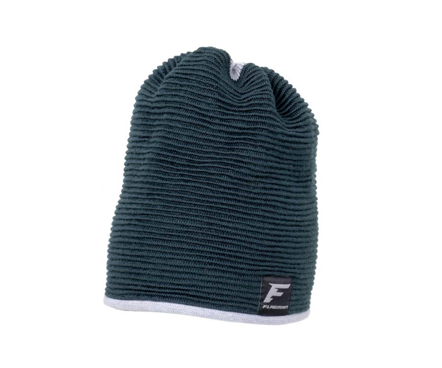 Шапка Flagman Marmolada Dark/Green