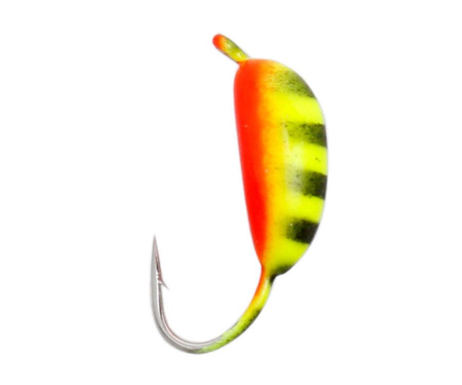 Мормышка вольфрамовая Flagman Банан рижский крашеный d=2.5 22