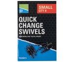 Вертлюг Preston Quick Change Swivels Small