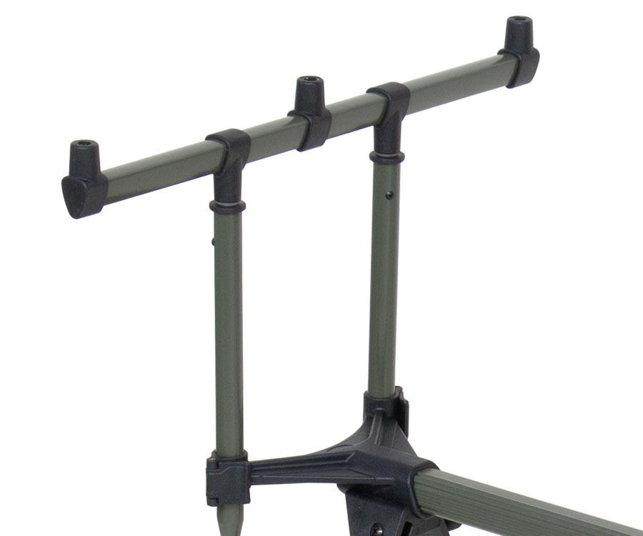 carp pro Род-под Carp Pro Rod Pod на 3 вудлища з телескопічними ножками