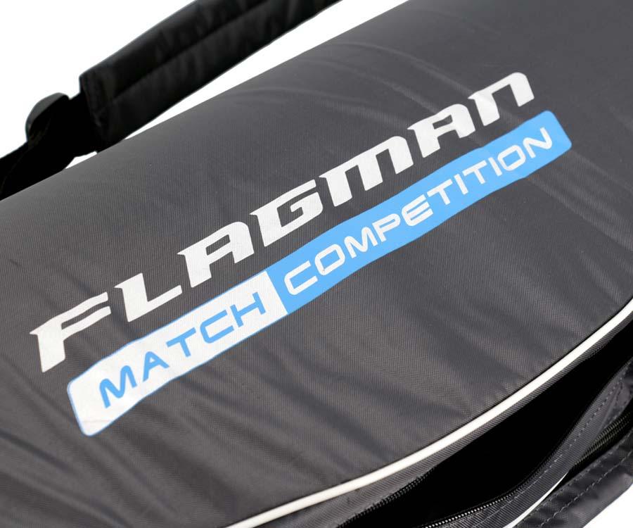 Чехол-кофр Flagman Match Competition Hard Case Double Rod 125см