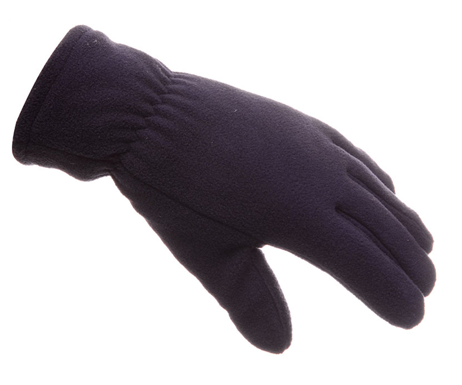 Комплект FLagman шапка + шарф + перчатки (флис) S-M