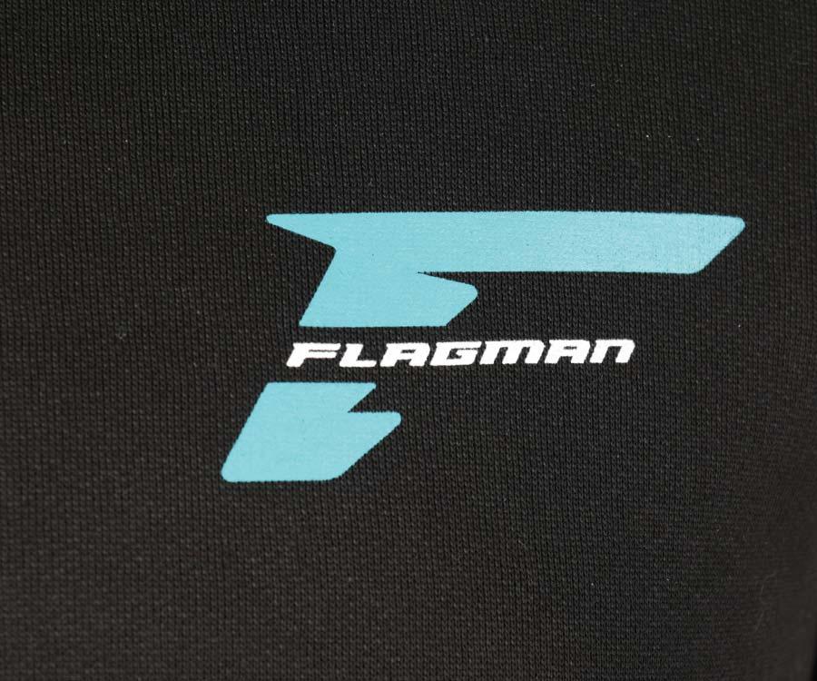 Худи Flagman Black XXL