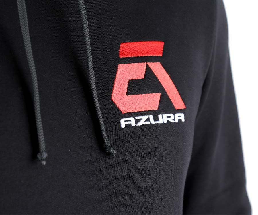 Толстовка мужская Azura черный S