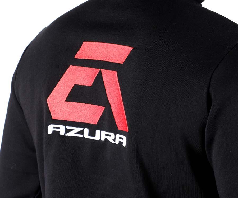 Толстовка мужская Azura черный XXL