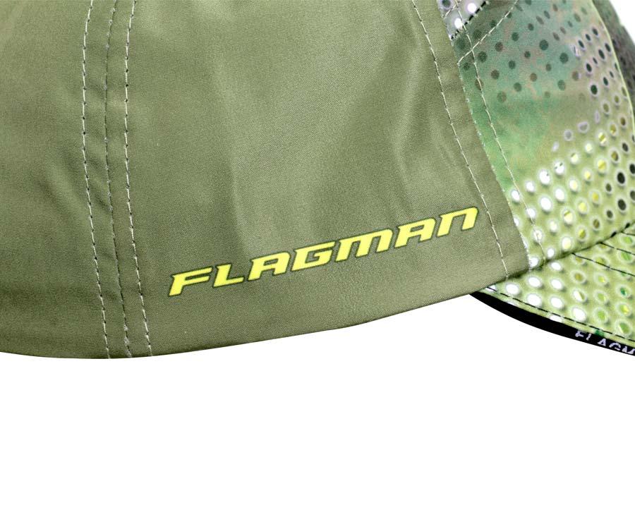 Кепка Flagman Spinning Cap Green Camo M