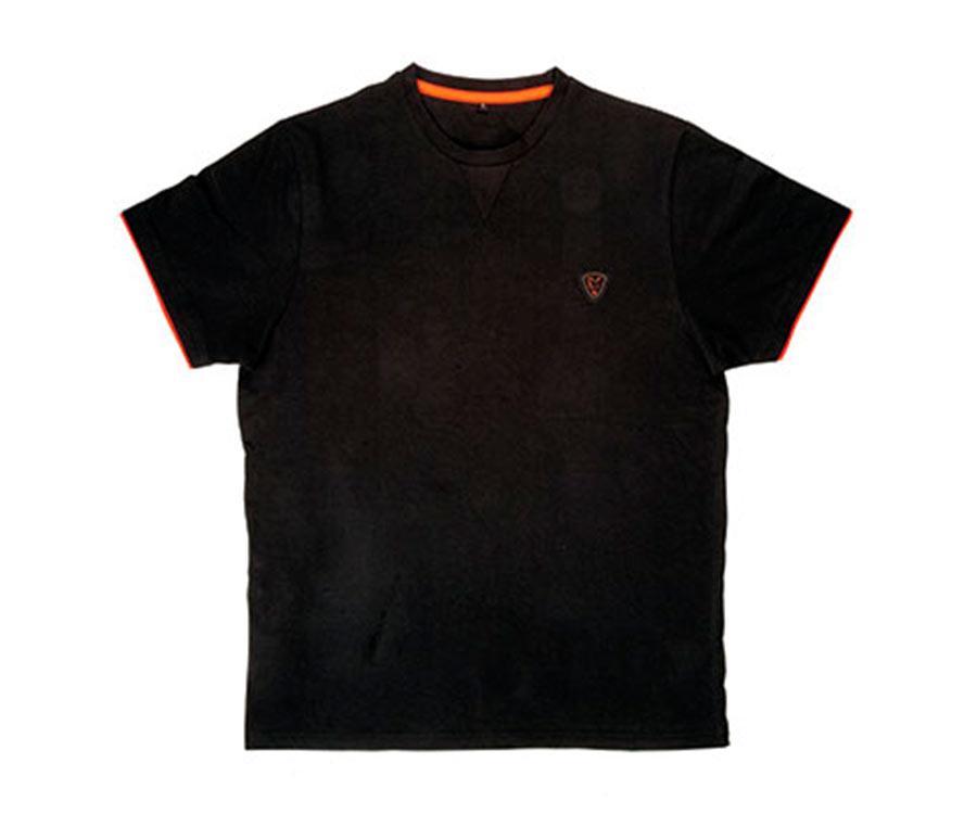 Футболка FOX Black/Orange XL