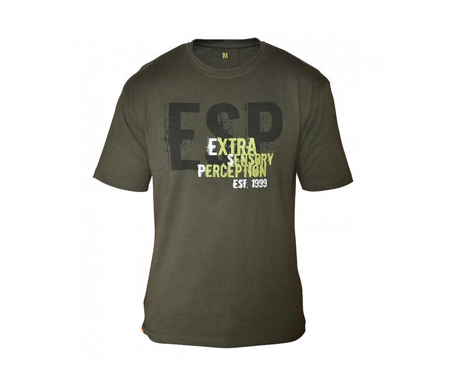 Футболка ESP Est 1999 T-Shirt Olive M