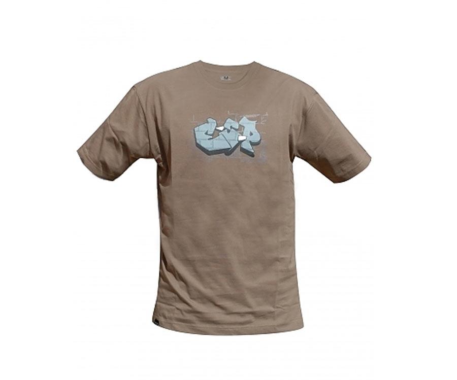 Футболка ESP Urban T-Shirt Brown XXL
