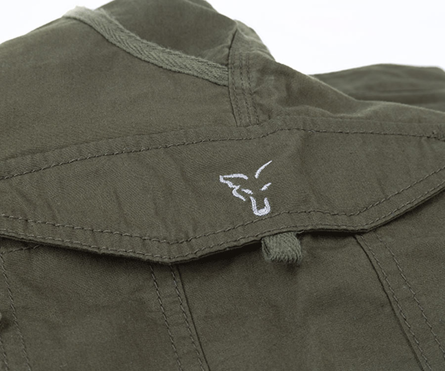 Штаны FOX Collection Combats Trousers Green/Silver XL