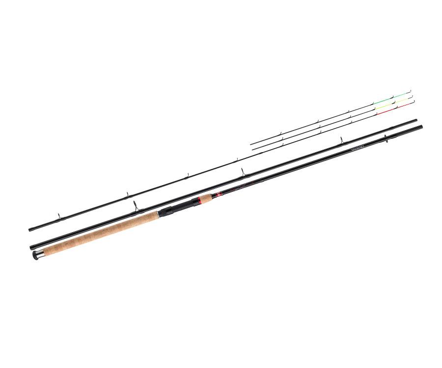 Фидерное удилище Daiwa Ninja-X Feeder 3.9м 80-220г
