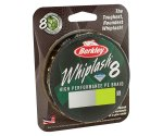 Шнур Berkley Whiplash 8 0.18мм 300м Green
