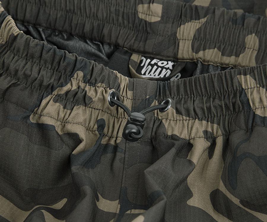Штаны FOX Chunk LW Camo RS 10K Trousers L