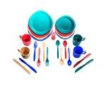 Набор посуды пластиковой Tramp (4 персоны) TRC-053