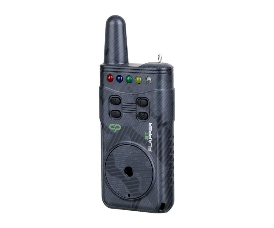 Набор электронных сигнализаторов Carp Pro Flapper ST 4+1 Camo