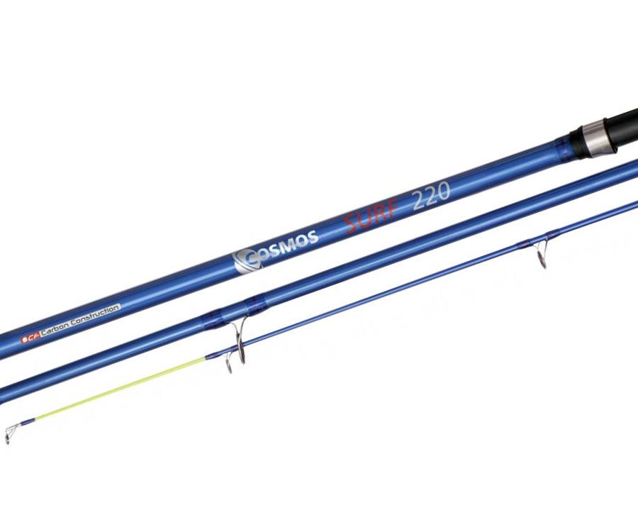 Серфовое удилище Zebco Cosmos Surf 4.5м 200г