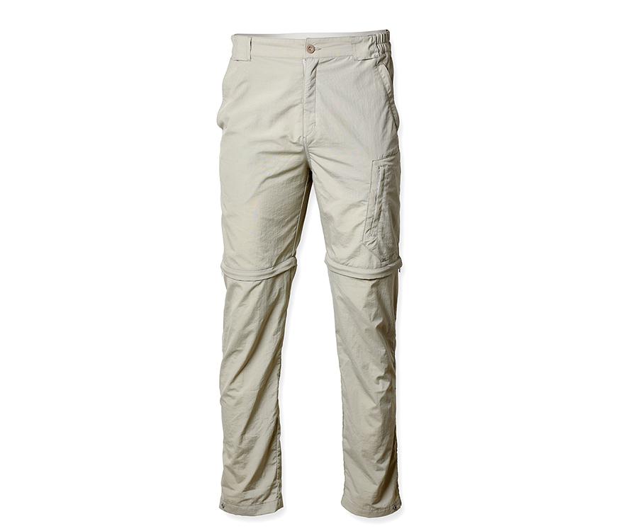 Брюки трансформеры мужские Veduta Zip-Off Ultralight Pants ASH 3XL