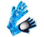 Солнцезащитные перчатки Veduta UV Gloves Reptile Skin Blue Water M