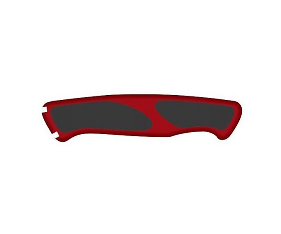 Задняя накладка ручки ножа Victorinox 13см красно/черная