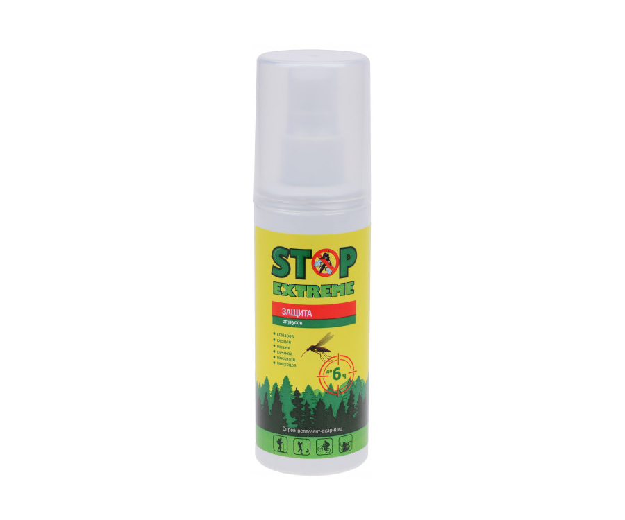 Лосьон от комаров Stop Extreme 100мл
