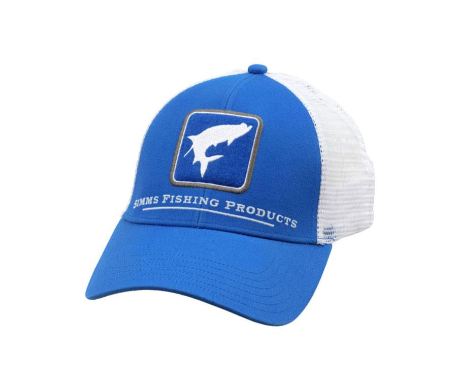 Купить Головные уборы, Кепка Simms Tarpon Icon Trucker Cobalt