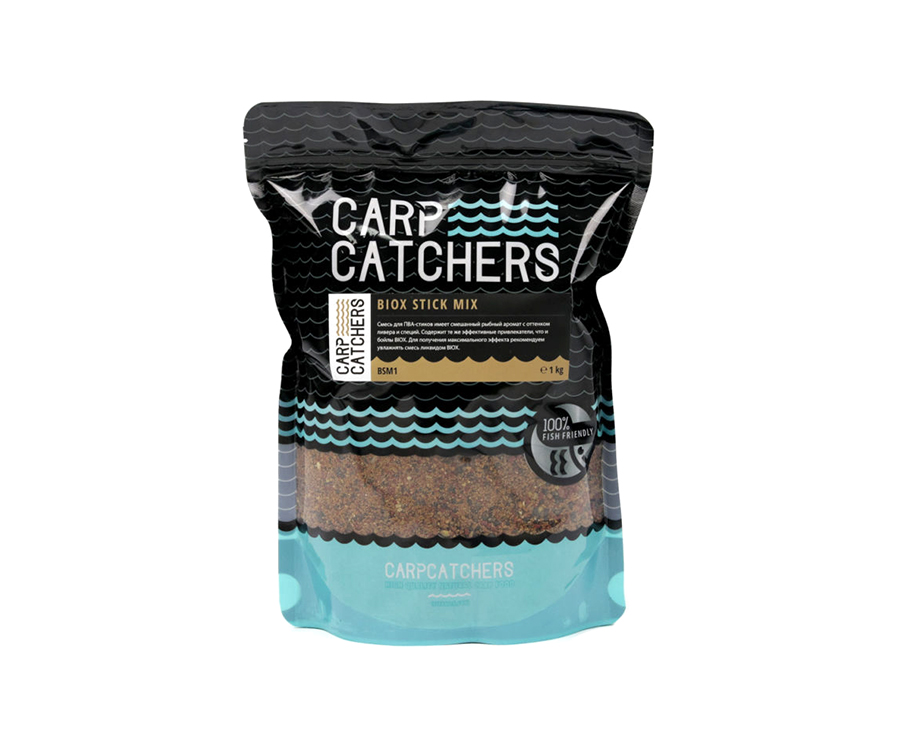 carp catchers Стик микс Carp Catchers Biox Stick Mix 1кг