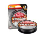 Шнур Berkley FireLine Ultra 8 Smoke 150м 0.10мм