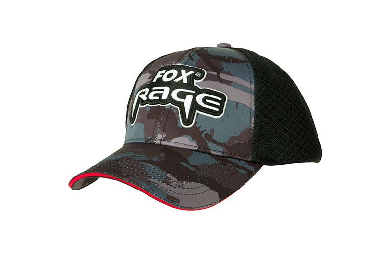 Купить Головные уборы, Кепка FOX Rage Camo trucker cap