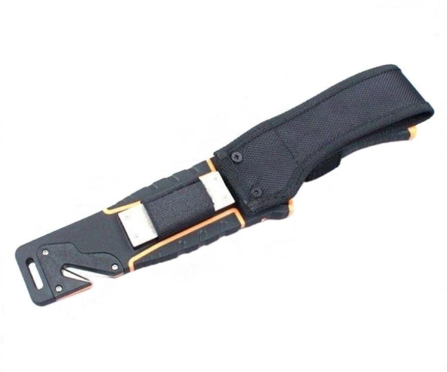 Нож туристический Ganzo G8012-OR оранжевый